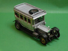 Rolls Royce Silver Ghost 1912 silber 1:43 Corgi C860 Collectors Classics OVP