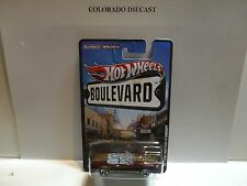 Hot Wheels Boulevard Brown '63 Ford Mustang II Concept