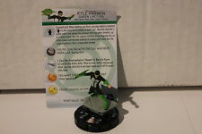 Heroclix DC War of Light #Kyle Rayner Green Lantern #107 War of Light LE