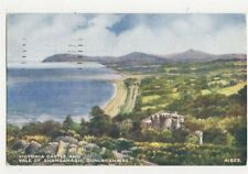 Victoria Castle & Vale of Shanganagh Dunlaoghare Ireland 1952 Postcard 422a
