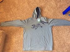 New With Tags G.Loomis Stormcast Hoodie XL Charcoal MSRP-$65