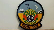 110th Tactical Control Flight Color Patch. McGhee-Tyson Airport Knoxville Tn