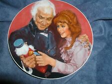 """""""A GIFT FROM GODFATHER"""",Shell Fisher,2nd """"Nutcracker Ballet Plate Collection"""""""