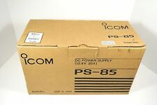 Brand New in the BOX ~ ICOM PS-85 Power Supply !