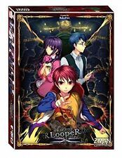 Tragedy Looper [Board Game, Deduction & Mystery, 2-4 Players, 2 Hrs, Ages 13+]