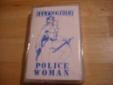 SEALED RARE Self Service CASSETTE TAPE Police Woman INDEPENDENT Denver CO PUNK !