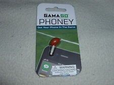 NEW GAMA GO PHONEY CELL PHONE TABLET CHARM FOOTBALL IPHONE 5 6 GALAXY S5 NOTE