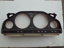 Bmw E30 Instrument Cluster Housing With Tabs MOTOMETER