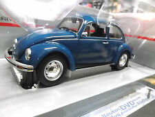 VW Volkswagen Käfer Beetle 1200 1983 blue blau NEU Minichamps 1:18