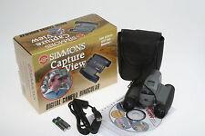 Simmons Capture View 8x22 Fernglas und Digicam mit 640x480 Pixel NEU!