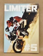 2012 Limiter Icon MotoSport Fall Catalog ZX14R Motorcycle Racing Apparel + Decal
