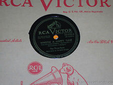 THREE SUNS Whistle A Happy Tune/What Will I Tell My Heart RCA Victor 20-4122 VG+