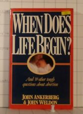 When Does Life Begin?: And Thirty-Nine Other Tough Questions about Abortion G532