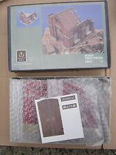 Verlinde conditionnement-dans le carton-emballage d'origine. 1:35 - ruines train station-Kit