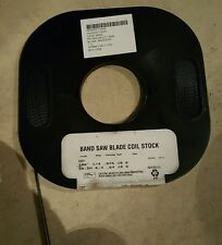 "Band Saw Blade 100' Coil 1/4"" x .025 x 18 TPI R  METAL CUTTING"