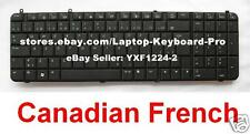 HP Pavilion dv9000 dv9200 dv9500 dv9700 dv9800 Keyboard Clavier Canadian French