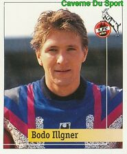 133 BODO ILLGNER GERMANY 1.FC KOLN STICKER FUSSBALL 1995 PANINI