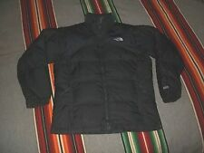 North Face Puffy Goose Down 600 Girls Large Womens Small winter ski jacket 40