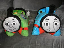 New Set of Thomas the Train and Percy 18 Inch Pillow Pets New With Tag