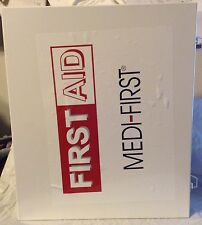 First-Aid Med-First Wall Unit Kit