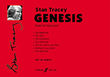 STAN TRACEY Genesis Jazz Band SCORE PARTS BRASS TRUMPET SONGS FABER Music BOOK