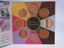 Too Faced The Little Black Book of Bronzers, Bronzer, Box Damaged Not Sealed