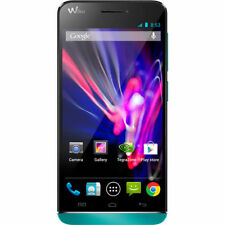 Wiko Wax Turchese Ruck alfiere Android 4.3 Bluetooth LTE WhatsApp INTERNET WLAN LTE