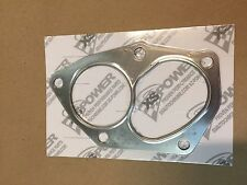 Turbo Turbine Outlet Gasket Mitsubishi Lancer EVO 4 5 6 7 8 9 4G63 Stainless