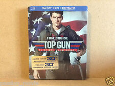 Top Gun - 30th Anniversary Limited Edition Steelbook (Blu-ray)