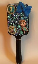 Customised Disney Frozen Elsa And Anna Hair Brush Perfect For A Princess!