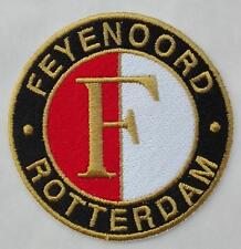 Holland Casino Eredivisie Football club Feyenoord Rotterdam patch Embroidered