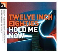 """TWELVE INCH EIGHTIES - HOLD ME NOW 2017 3CD 30 x 12"""" Mixes!"""