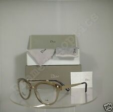 New Authentic Christian Dior Eyeglasses CD3771 CD 3771 F0M Tort Gold Frame