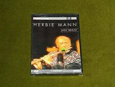 HERBIE MANN DVD JASIL BRAZZ LIVE CONCERT 1990 SEALED Marc Cohen Paul Socolow