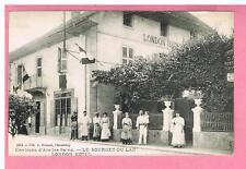 CPA  -  LE BOURGET DU LAC -  LONDON HOTEL   - 73  - ENVIRONS D'AIX LES BAINS