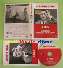 DVD film IL BOOM Il grande cinema di ALBERTO SORDI corriere sera no mc lp (D6)
