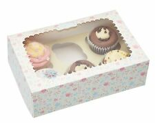 Kitchen Craft Sweetly Does It Paper Cake Boxes, Pack of 2  Presentation Boxes