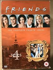 Jennifer Aniston FRIENDS: SERIES / SEASON 4 ~ Complete | UK DVD