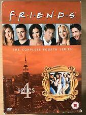 Jennifer Aniston FRIENDS: SERIES / SEASON 4 ~ Complete | UK DVD