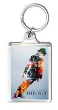 MICHAEL JACKSON THIS IS IT KEYRING LLAVERO
