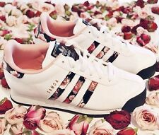 Adidas Originals Samoa Flower Orchid Womens Casual Shoes 100%authentic size 11US