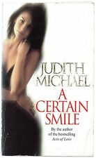 A Certain Smile by Judith Michael (A paperback 2000)