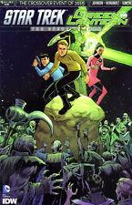 STAR TREK/GREEN LANTERN The Spectrum War #5 (of 6) - Cover B - New Bagged