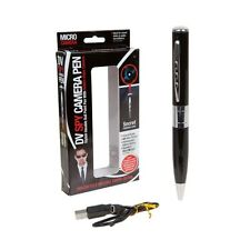 DV AVI USB SPY BALL POINT CAMERA PEN STYLISH HIDDEN VIDEO SOUND CAMERA MICRO SD