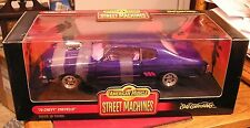 1970 Chevy Chevelle - American Muscle Street Machines - 1:18 Die Cast Metal Car