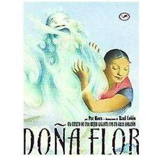 Doña Flor : Un Cuento de una Mujer Gigante con un Gran Corazon by Pat Mora...