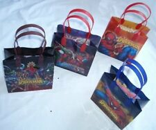 12 pcs Amazing Spiderman Goody Gift Bag Birthday Party Favor Supply Wholesale :)