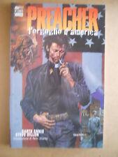 PREACHER : L'Orgoglio d'America  - Book Magic Press Vertigo 1997  [G485]