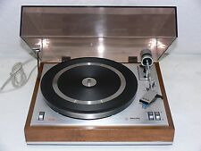 VTG PHILIPS GA 308 HI-FI STEREO TURNTABLE RECORD PLAYER 120V US MADE IN HOLLAND