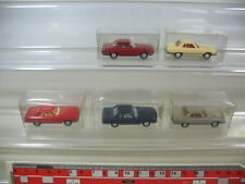 L63-0, 5# 5x Wiking h0, Mercedes-Benz MB, 12 140, 350 SL, top+1xovp